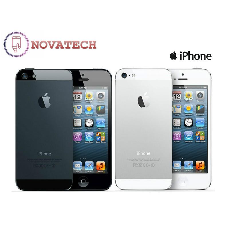 [New Refurbished**] iPhone 5 - 64GB / 32GB / 16GB - 1 Year Warranty