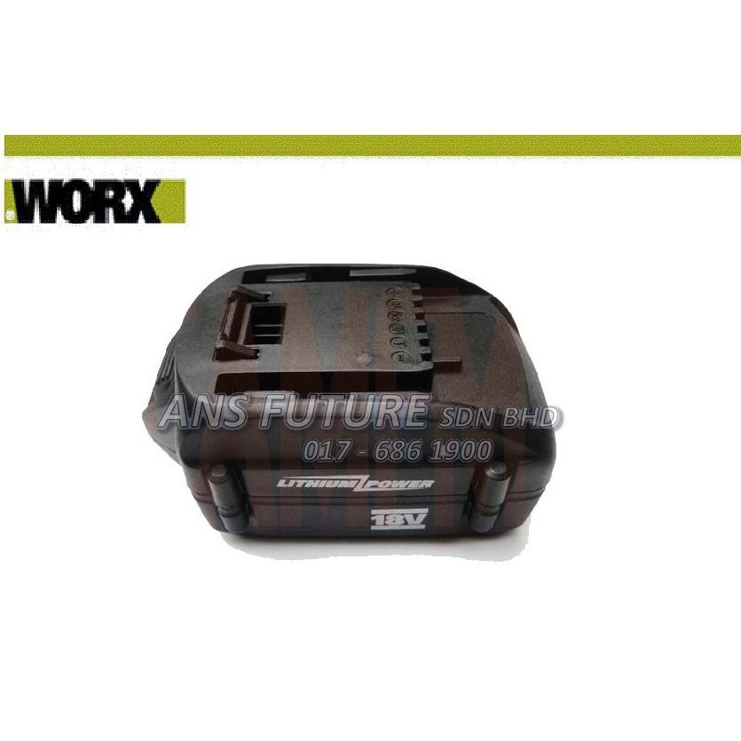 WORX WA3522 18V 2.6Ah Lithium Battery WU381