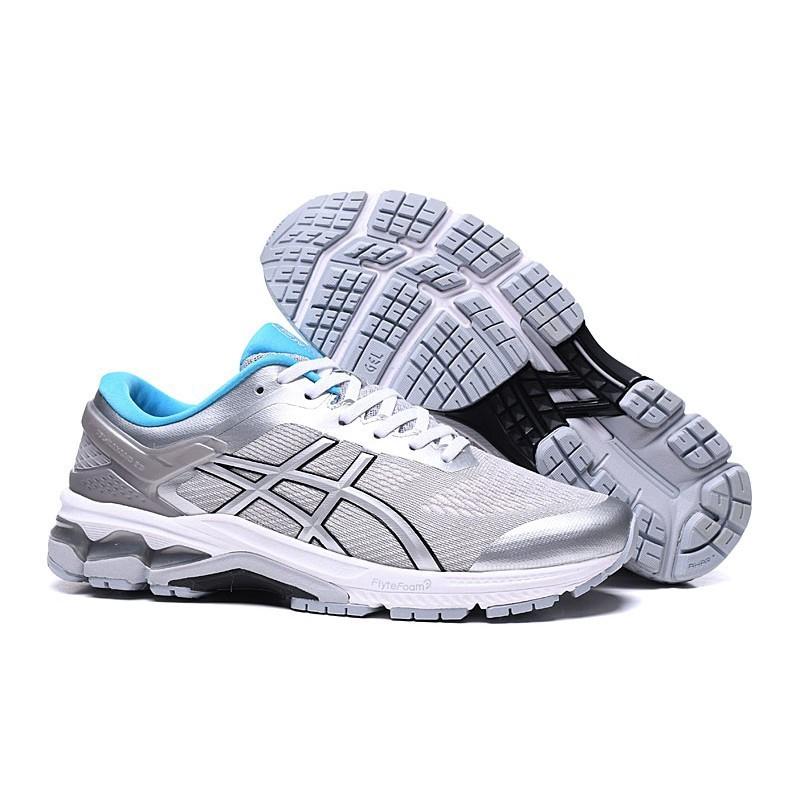 Asics Gel-Kayano 26 Men's shoes net surface Generation Running Shoes
