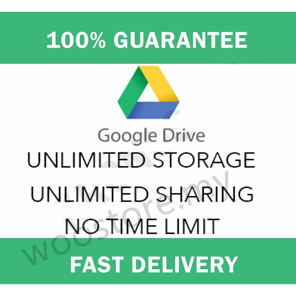 Google Drive Unlimited Storage (Use Ur Gmail) Team drive