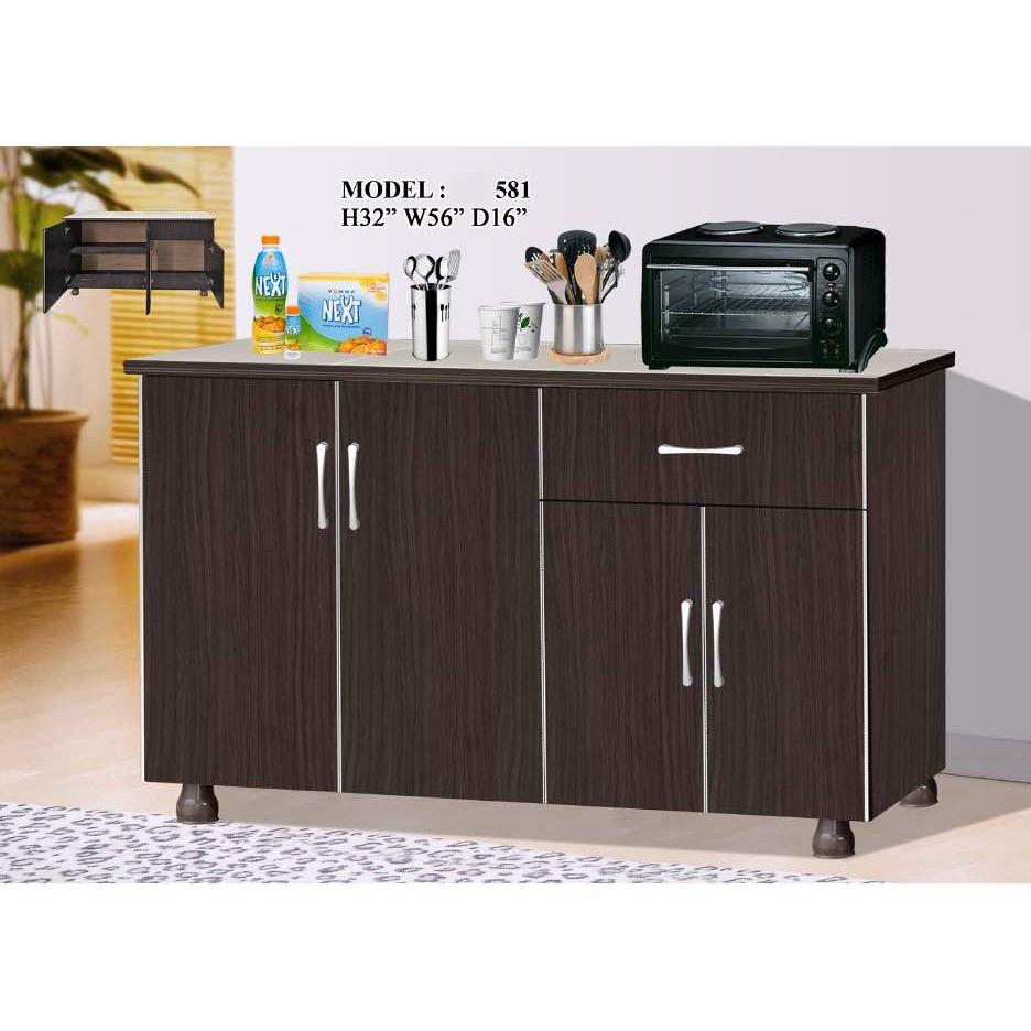 5 Feet Kitchen Cabinet 581