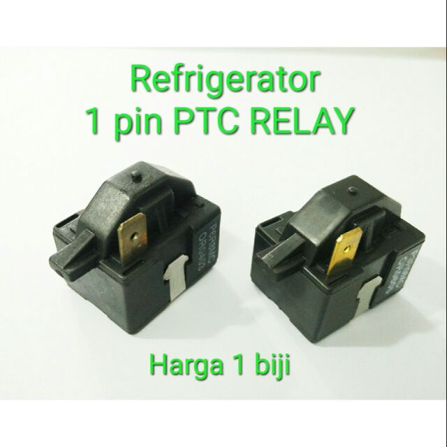 1 PIN Refrigerator ptc Relay Over load overload