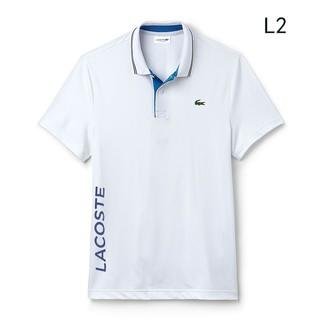 Lacoste Polo Sleeve Short Summer Tshirt uT1JFcKl3