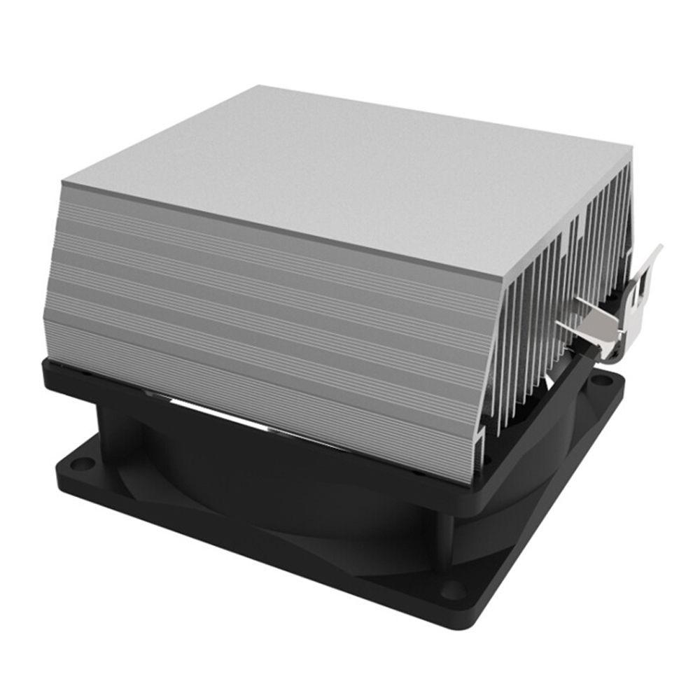CPU Cooling Cooler Fan Heatsink 7 Blade For AMD Athlon64