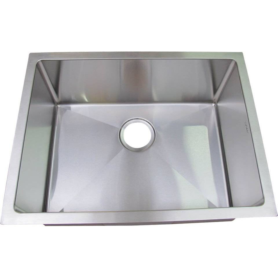 Single Bowl Stainless Steel Sink NKS-5145-R15