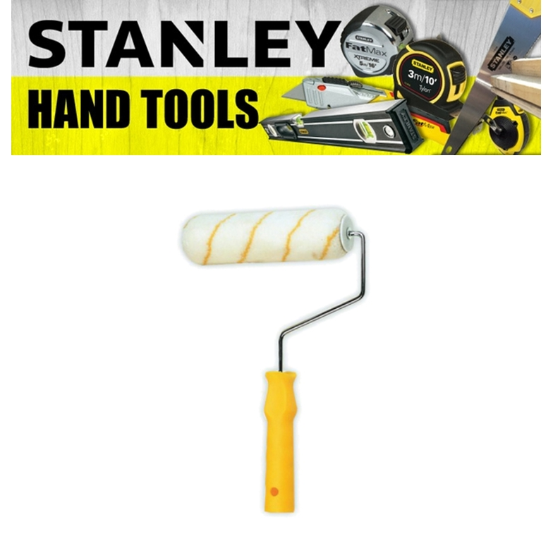 STANLEY PAINT ROLLER COMPLETE 29-494-1 172MM 7'' INCH DIAMETER 37MM 1-1/2''  PAINTING FINISHING TOOL