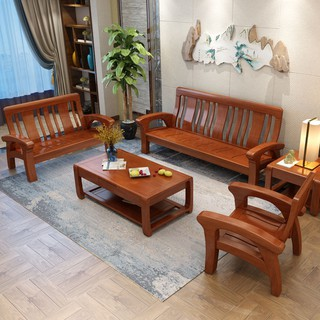 katil sofa kayu pepejal cina moden perabot rumah perabot 1