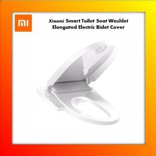 Awesome Xiaomi Smartmi Smart Toilet Seat Washlet Elongated Electric Bidet Cover Ibusinesslaw Wood Chair Design Ideas Ibusinesslaworg