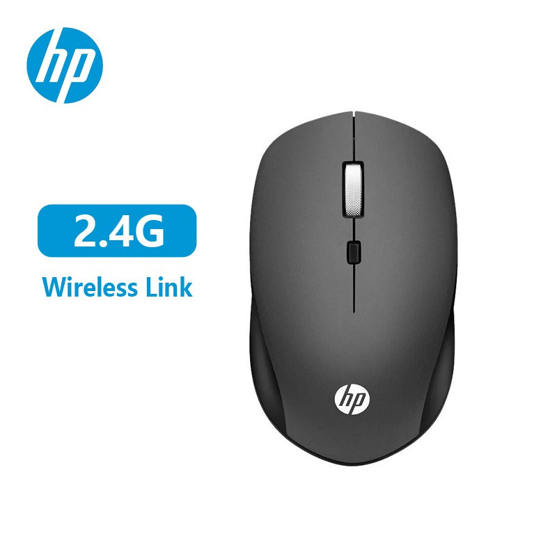 HP S1000 USB Wireless Mouse Computer Bluetooth Mouse 1600DPI USB Receiver  Mice