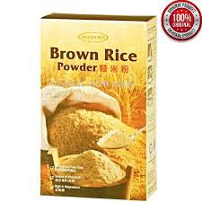 COSWAY Mildura Brown Rice Powder 500g halal ready stock