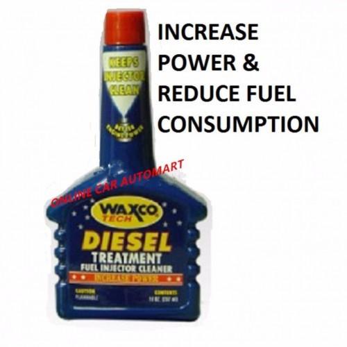 Waxco Diesel Tech Petrol Treatment Fuel Injector Cleaner