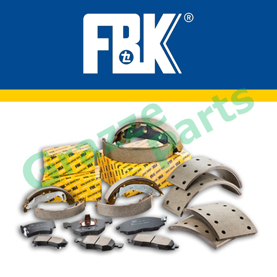 FBK Brake Shoe Rear for FK5300 Honda Insight 1.5