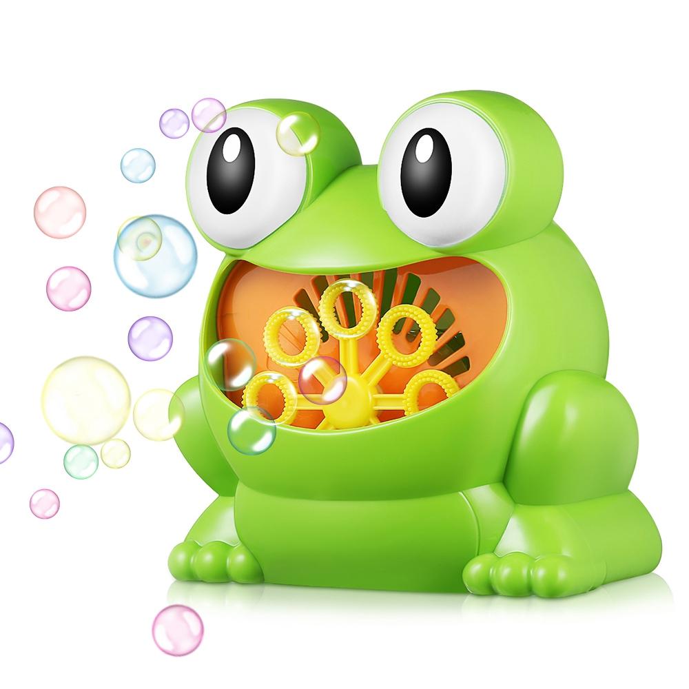 "3.5/"" FREE Shipping NEW Electronic Hippo-Shaped Bubble Machine"