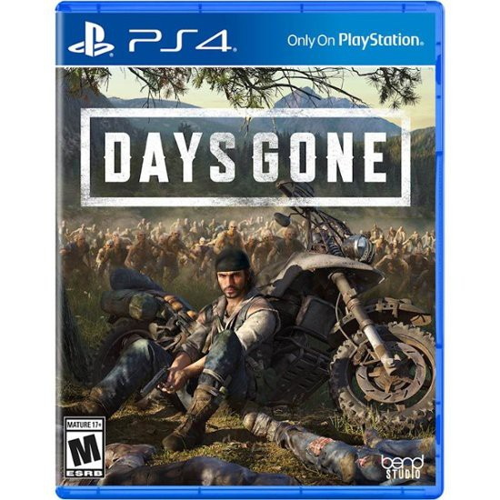 PS4 Days Gone (R3/ENG)