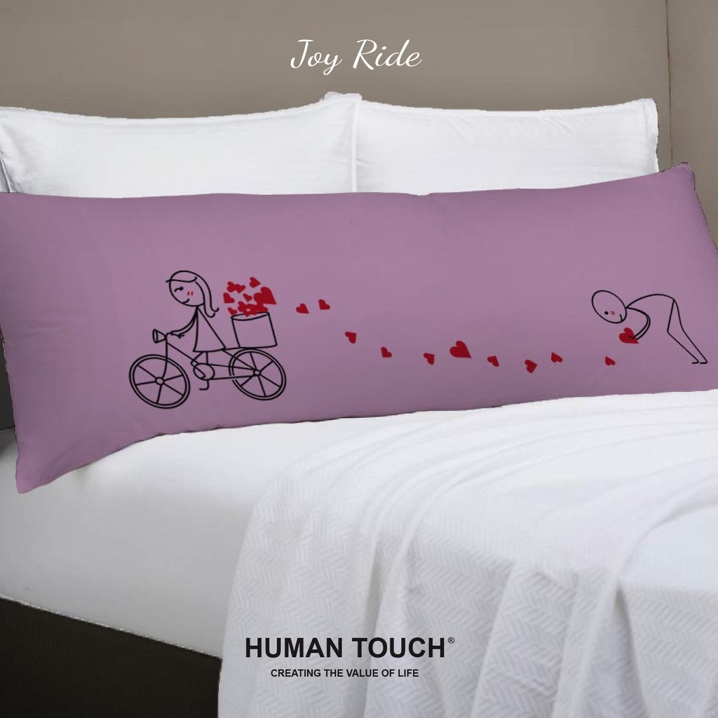 Human Touch (Boy Meets Girl) Body Pillowcase
