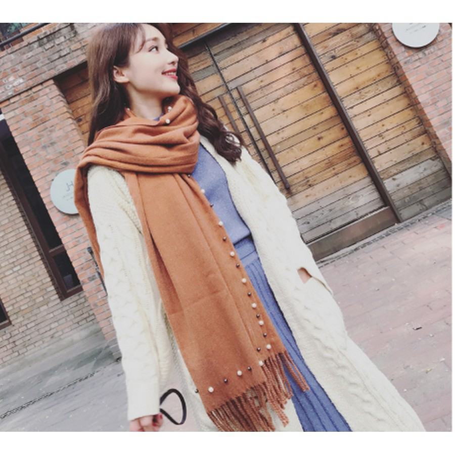 a5024468b8262 ProductImage. ProductImage. Thickened Autumn and Winter Models Scarf  Women's Scarves