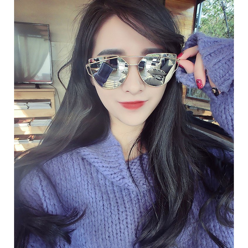 Kacamata Hitam Gaya Korea Bingkai Street Snap Unisex  40906a7d2b
