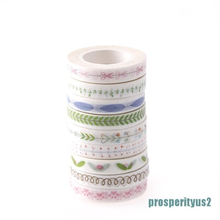 Wisteria Flowers BDA400 for Scrapbooking DIY Bande Masking Roll Sticker Masking Tape