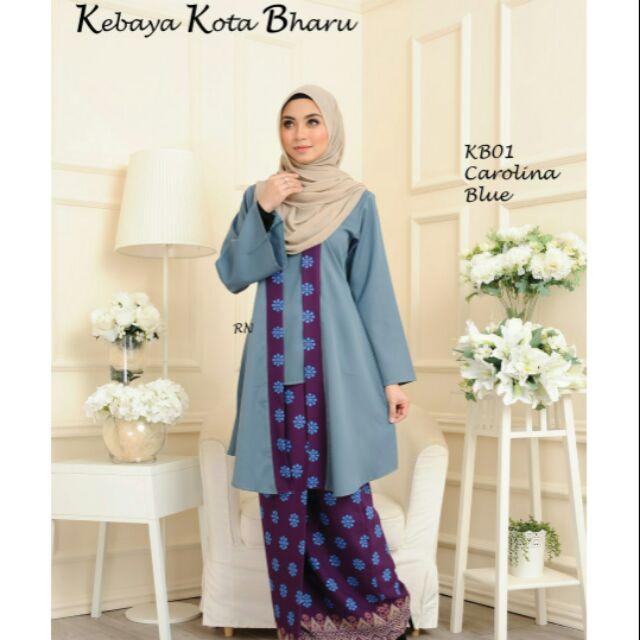 Kebaya Labuh Shopee Malaysia