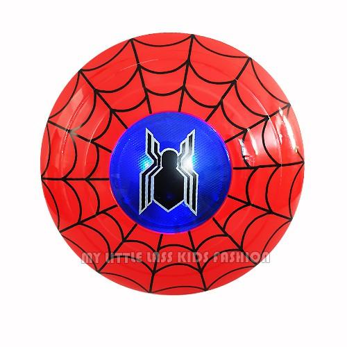 Spiderman Captain Marvel Shield With Sound Fun Toys fr boys