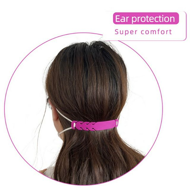 1pc Mask Extension Hook Adjustable Third Gear Anti slip Mask Grips
