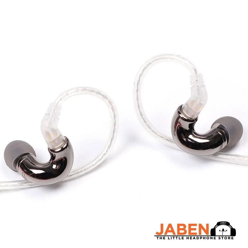 BLON BL-Mini Detachable 0.78mm 2-Pin Remote In-line Microphone 3.5mm Wired IEM In-Ear Earphones [Jaben] Mini