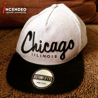 8d41b682 H-M-Divided-Chicago-IILINOIS-Section-Fifty5-Fitted-Cap