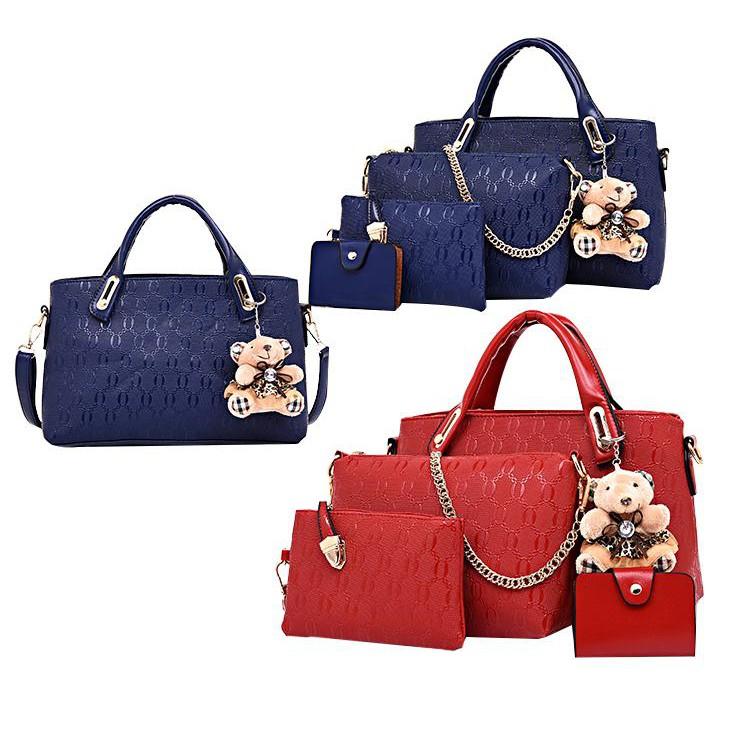 7a60d7d45483a Signature Rose Print Bags