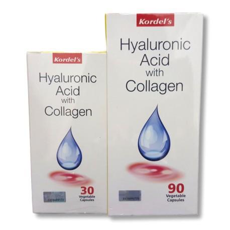 KORDEL\'S HYALURONIC ACID WITH COLLAGEN 90S+30S