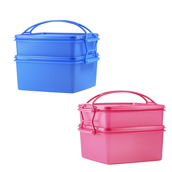 Jumbo Goody Box with Cariolier