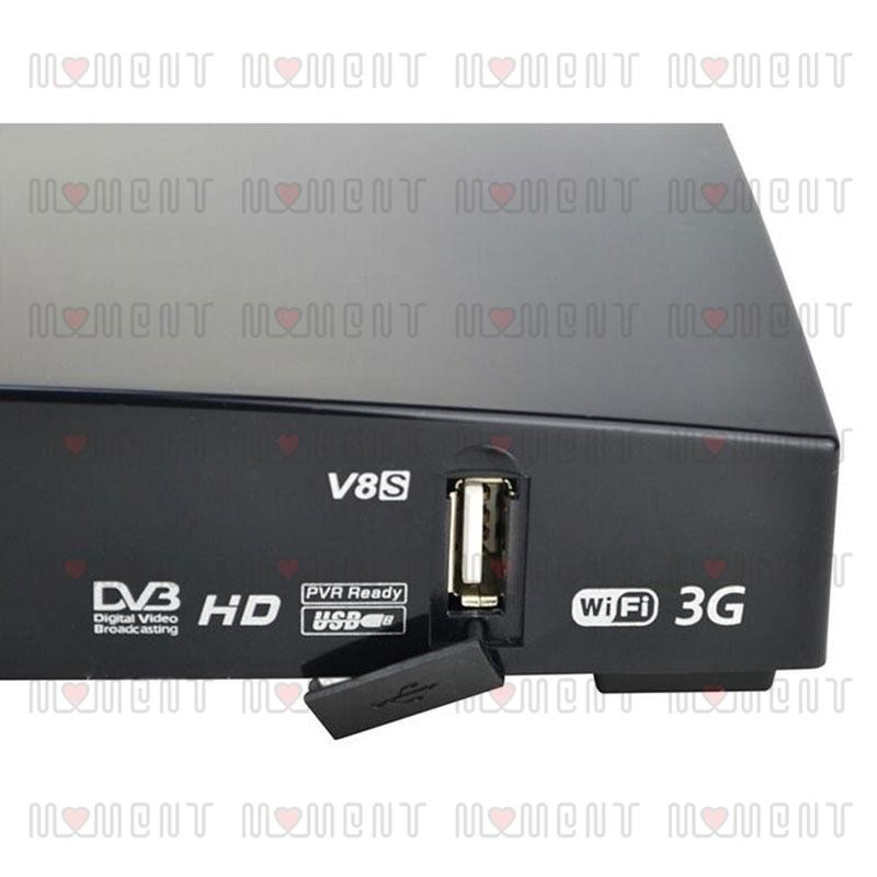 MY OPENBOX V8S Full HD 1080P Satellite Receiver Freesat PVR