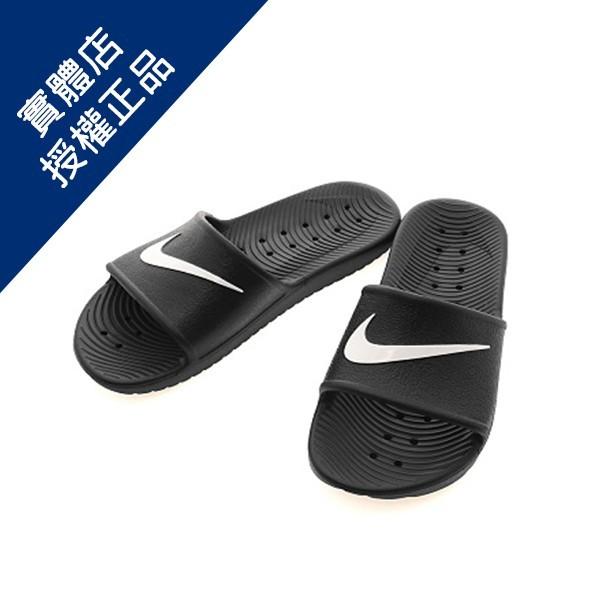 afc1385f0ce7d3 NIKE KAWA SHOWER SLIDE 832528 - 001 Waterproof Slippers Black ...