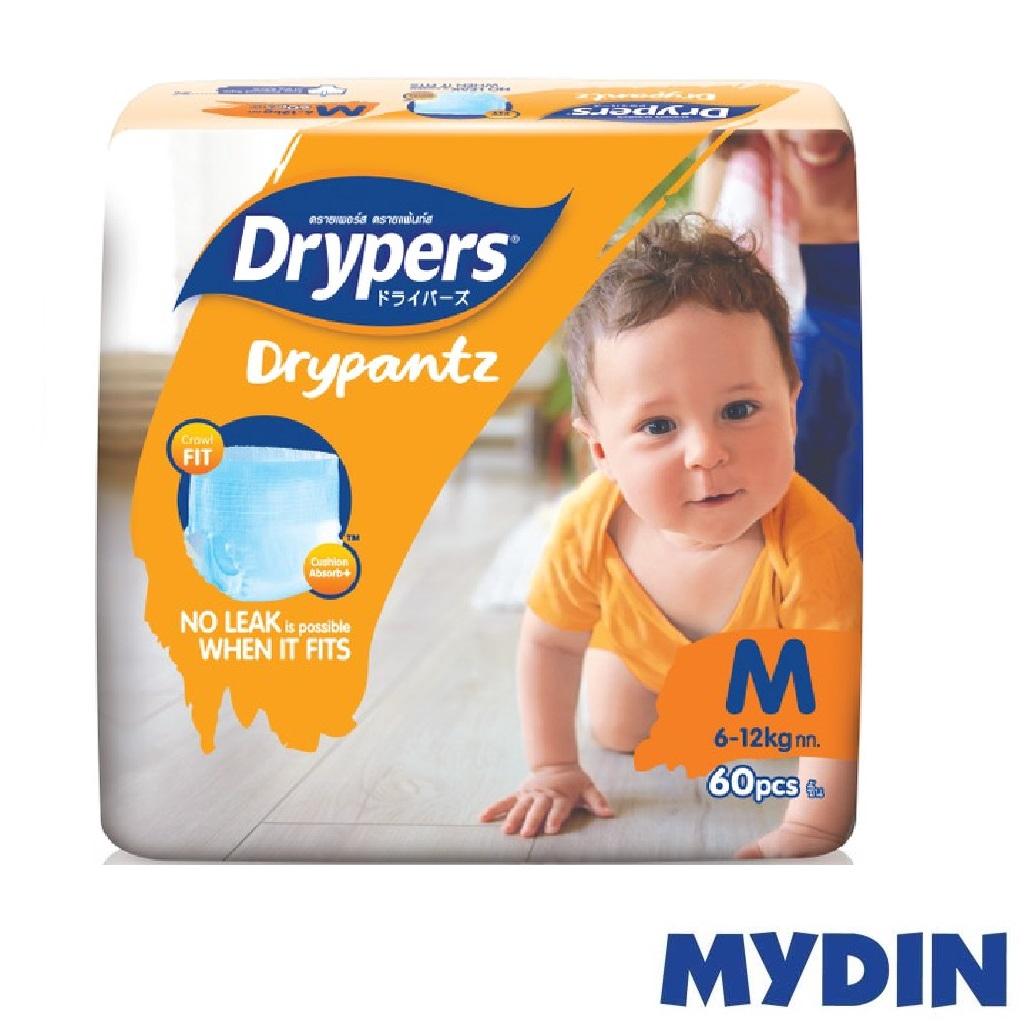 Drypers Drypantz M60