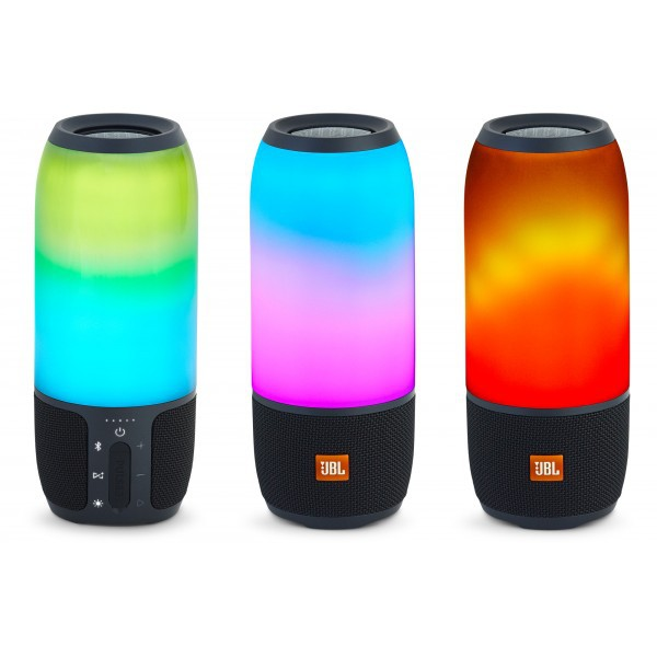 Jbl Pulse 3 Portable Wireless Bluetooth Speaker Oem