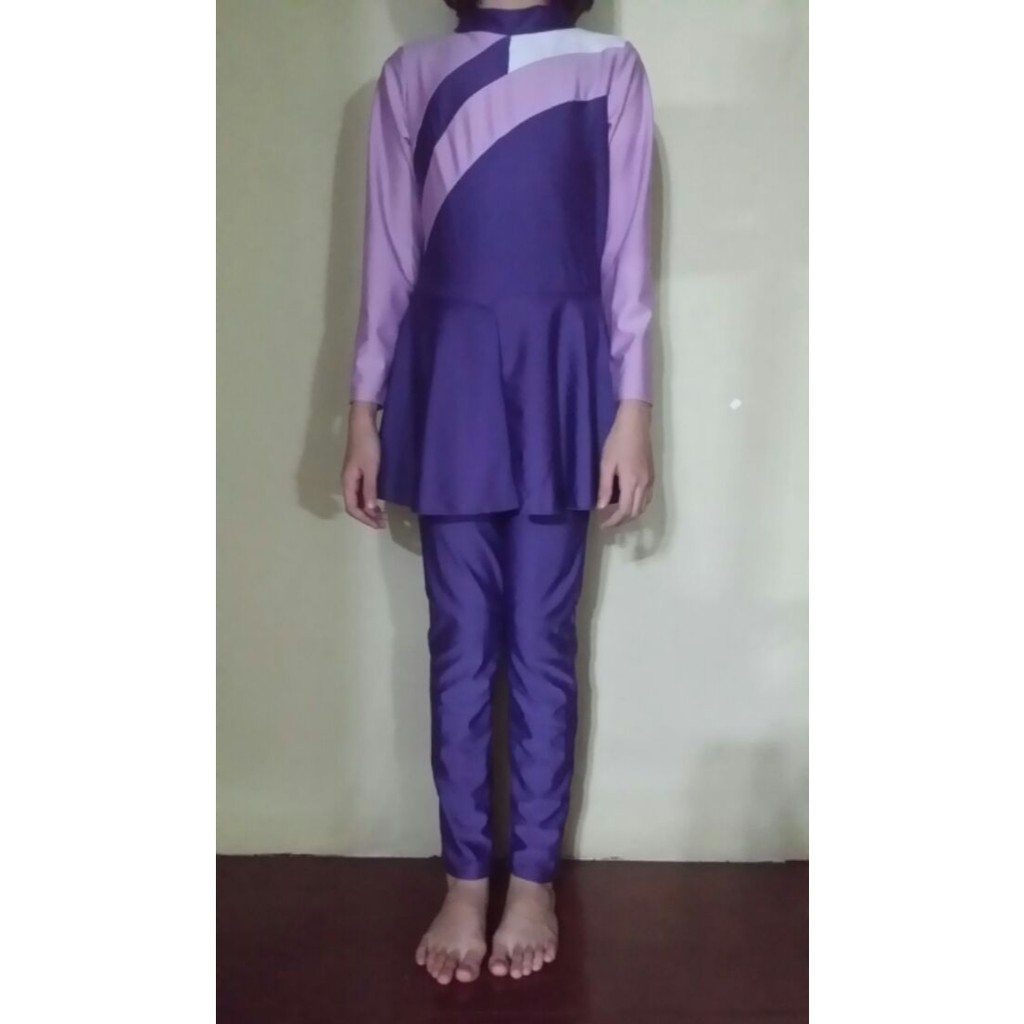 Brand New Muslim Children Swimming Suit (M061)