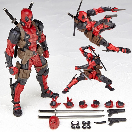 Sunyoo Crazy Toys Deadpool PVC Action F