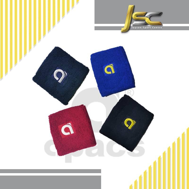 Badminton Wrist Brace Sweat Band Support -APACS