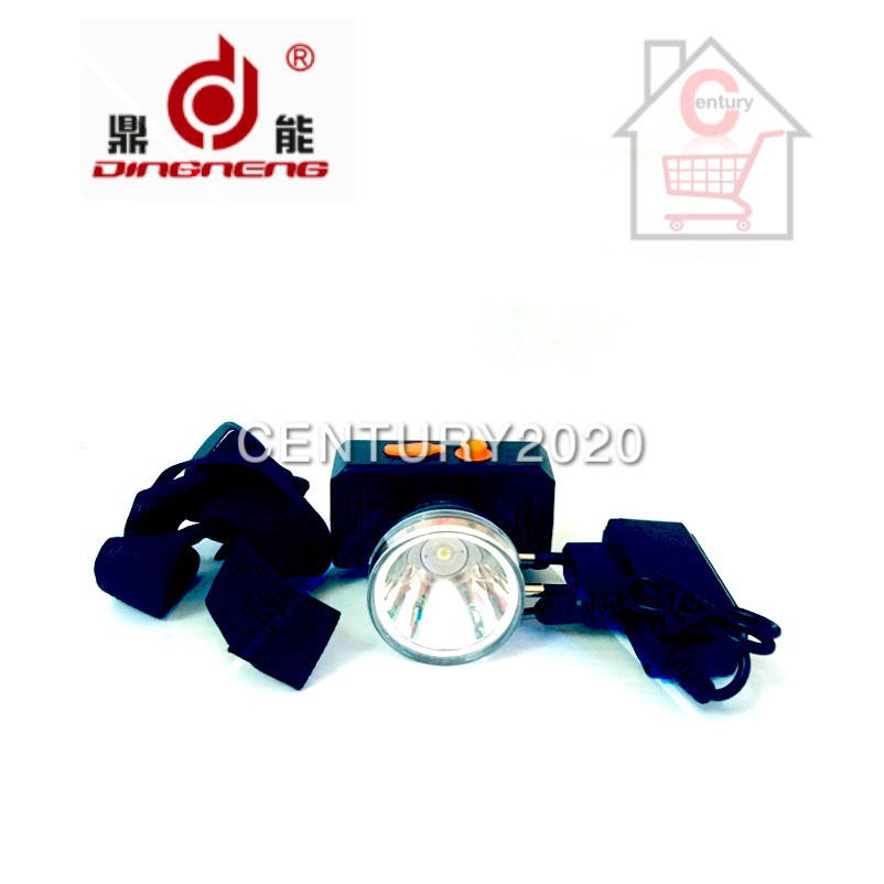 DingNeng Rechargeable LED Headlamp DN-Li830 LED Rechargeable