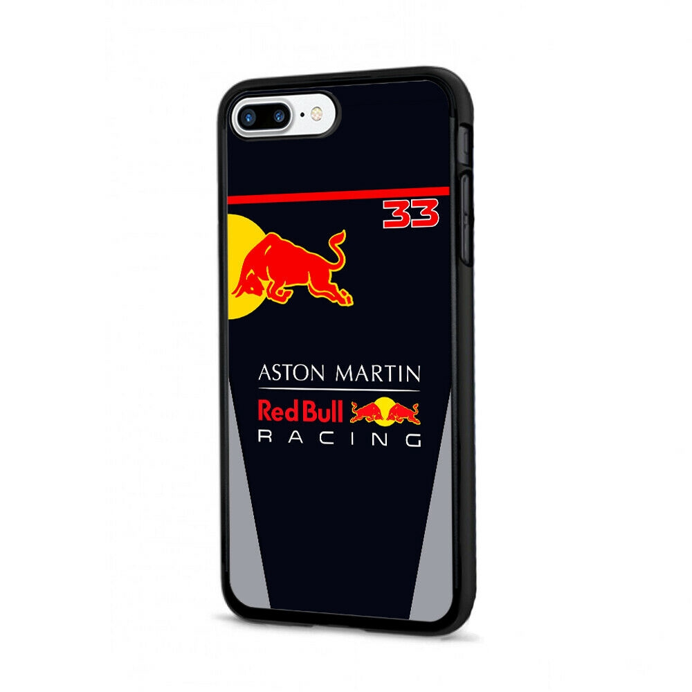 Hot Iphone Case Aston Martin Red Bull Racing For Iphone 7 Plus Case Cover Shopee Malaysia