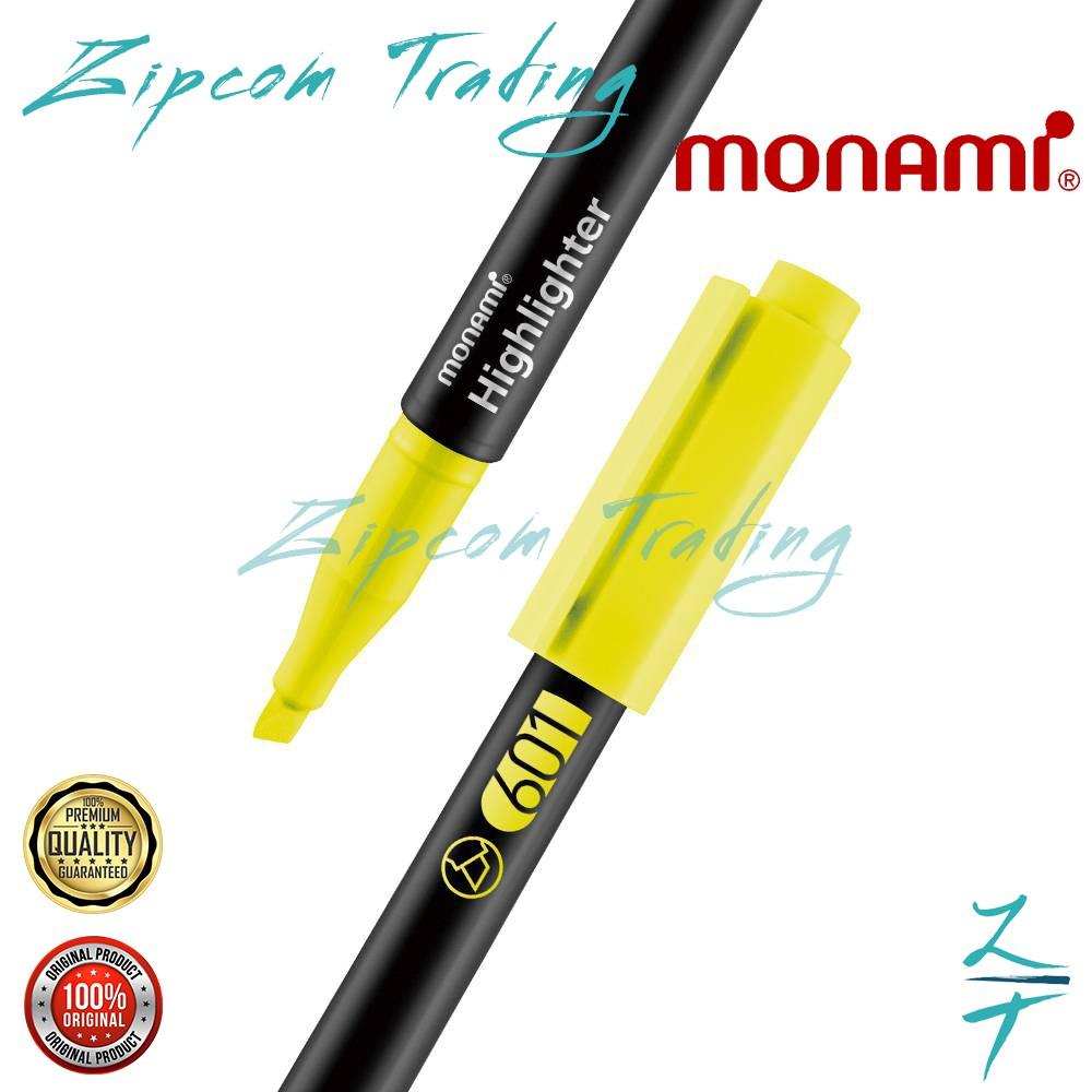 MONAMI Highlighter 601 (Bright)