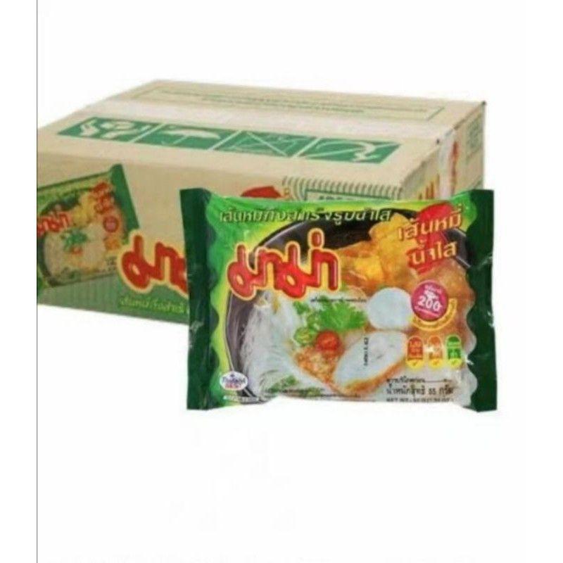 (READY STOCK) Thailand Mama Me Bihun Clear 30 packs