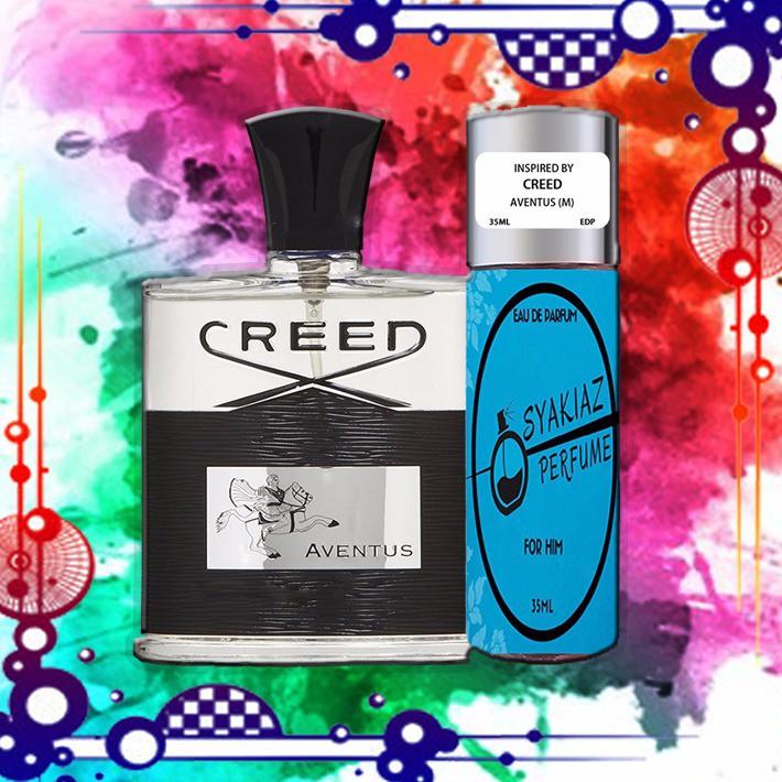 Creed Aventus Generic Perfume 25ml Shopee Malaysia