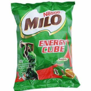 READY STOCK ENERGY Nestle MILO CUBE Milo Cubes