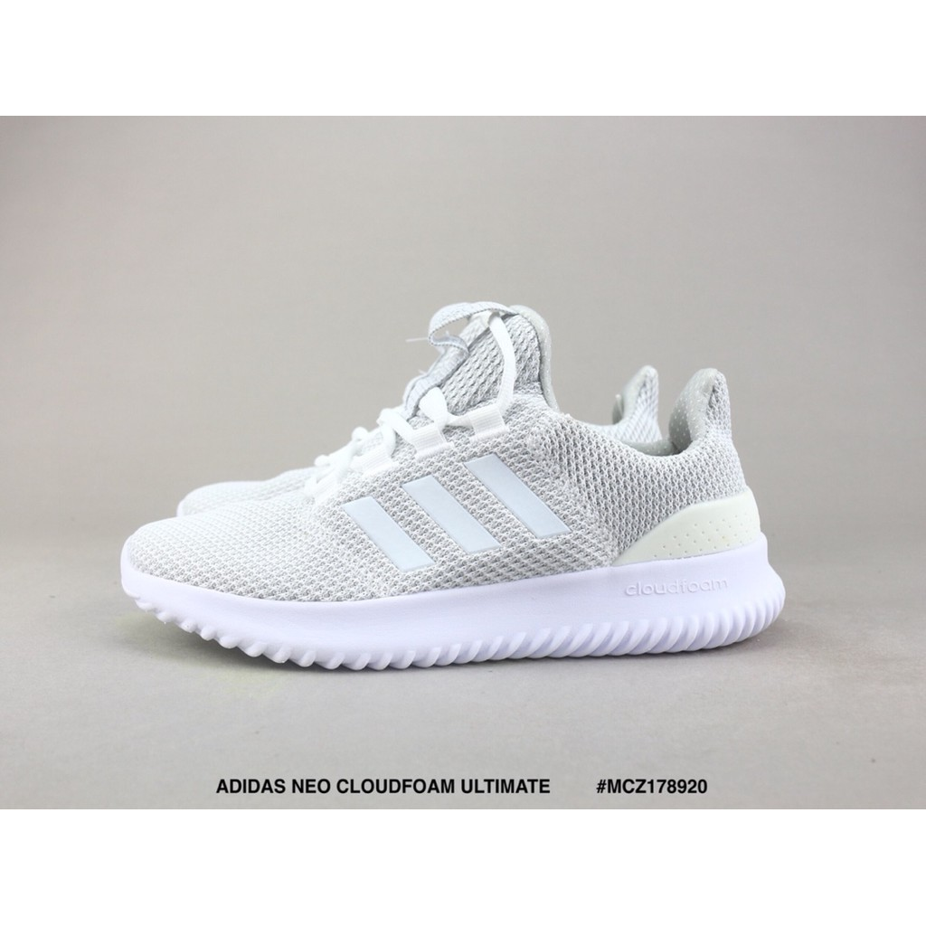 release date 4acd5 51afb Original ADIDAS NEO CLOUDFOAM ULTIMATE Running shoes unisex   Shopee  Malaysia