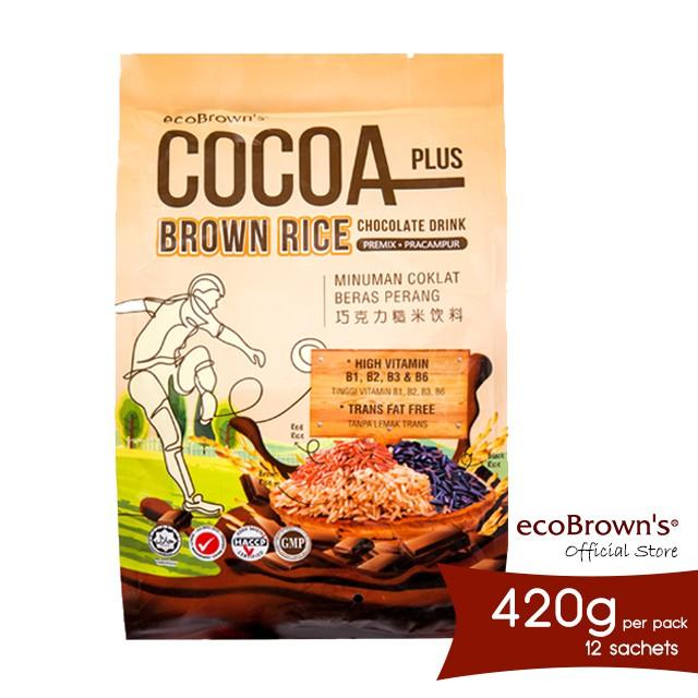 ecoBrown's Cocoa Plus
