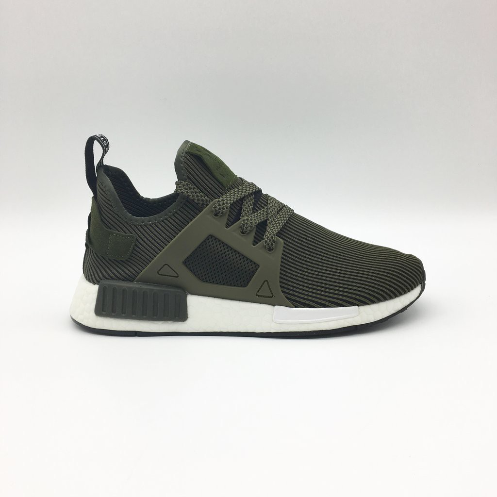 timeless design 5555f 3b4a7 IN STOCK Original Adidas NMD XR1 Olive Green