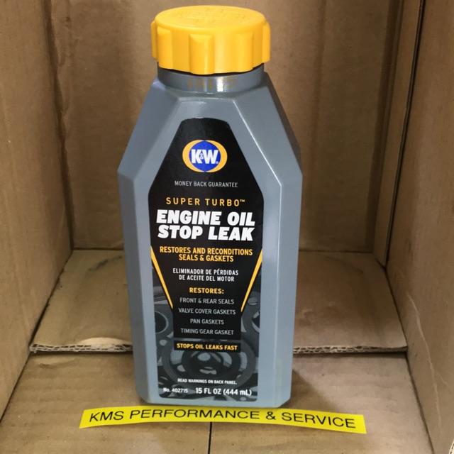 KW engine oil stop leak-444ml