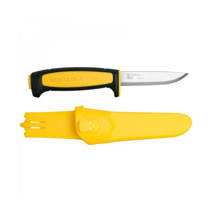 MoraKniv Basic 511 Yellow 2020 Limited Edition (C) Utility Knife 13710