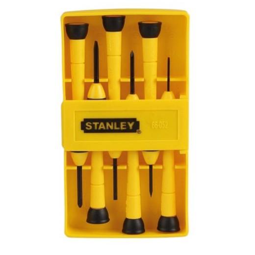 Stanley Stanley Precision Screwdriver Set - 66-052