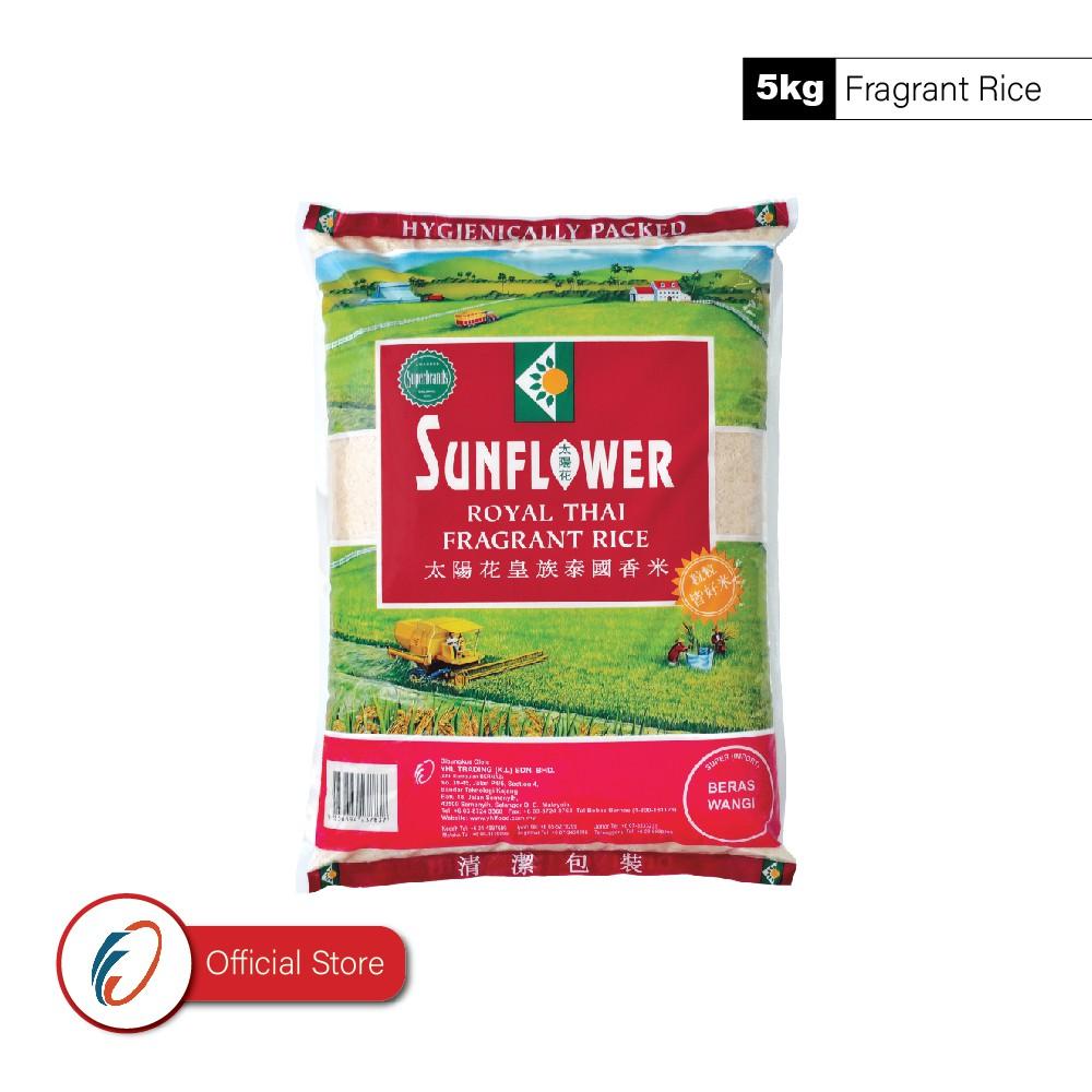 Sunflower Royal Thai Fragrant Rice (5kg)